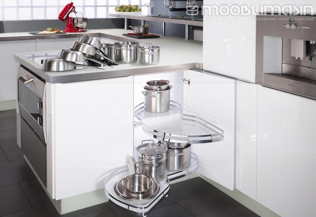 Nurgakapi karussellid  Geniaalne lahendus sinu kööki