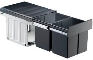 Prügisüsteem Wesco Profiline Double Master 40 DT