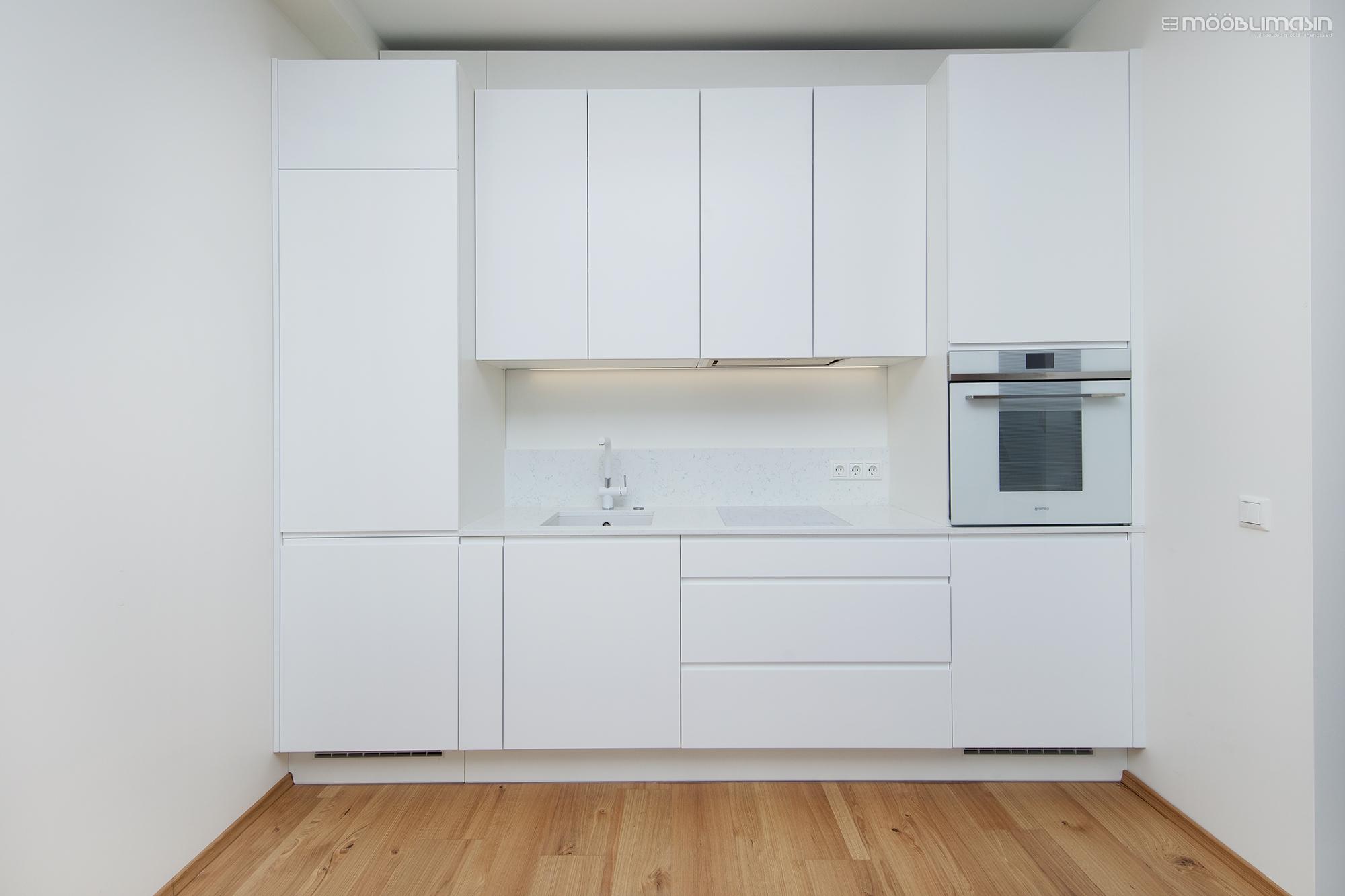 Sirge köögimööbel