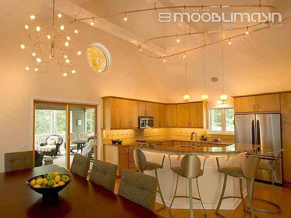 LED ribad köögis
