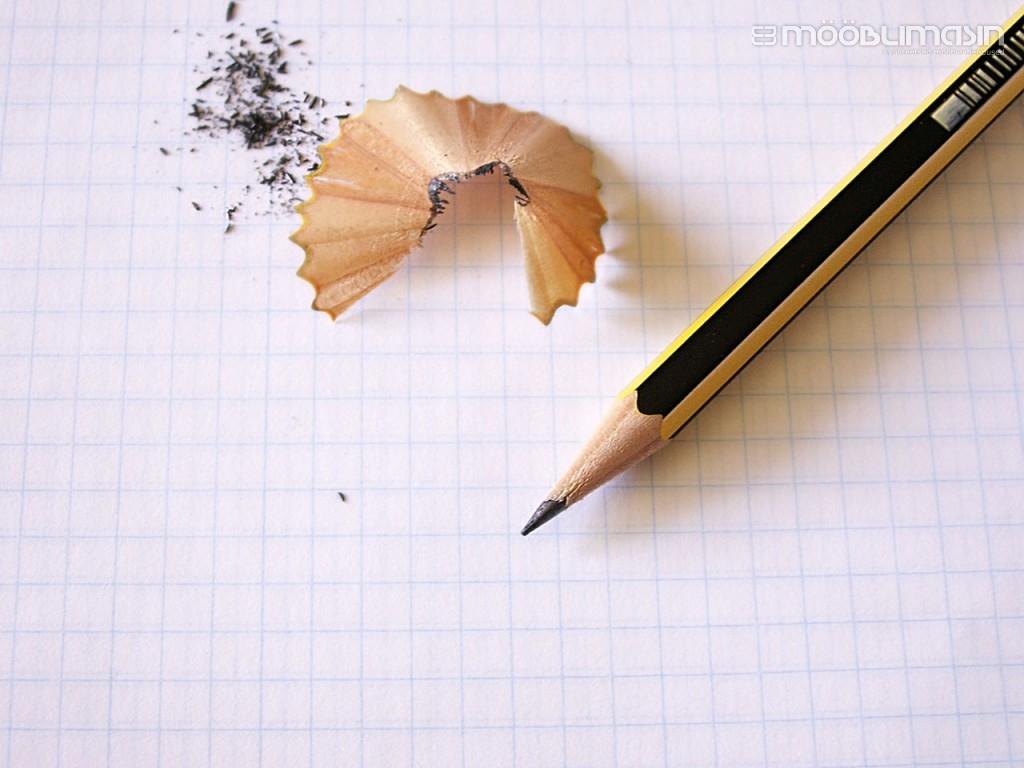 pliiats ja paber