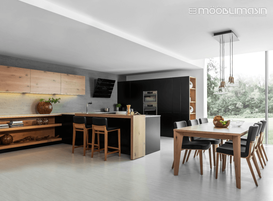 5. Elegantne köök Londonis